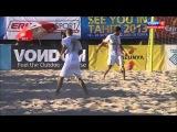 Пляжный футбол. Суперфинал Евролиги 2013. Россия - Португалия 8-3