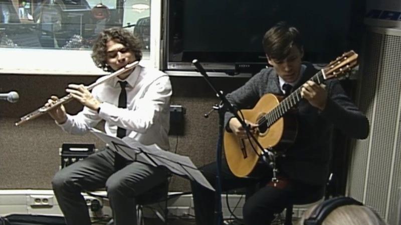 Дуэт флейты и гитары на примере классической и современной музыки - Хочу всё знать