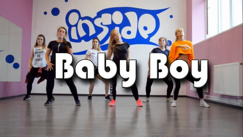 Beyoncé feat. Sean Paul - Baby Boy | Dance Video | Jazz Funk