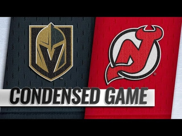Vegas Golden Knights vs New Jersey Devils | Dec.14, 2018