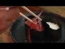 Những Món Sushi Sashimi Còn ngọ nguậy Trên Đĩa Ở Nhật Bản