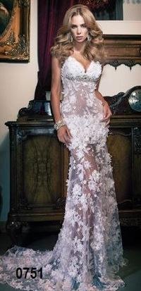 платья из кружева фото вечерние