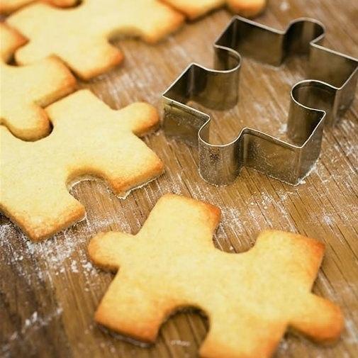 Формочка для печенья -