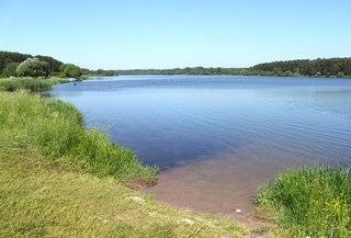 водохранилище Криница
