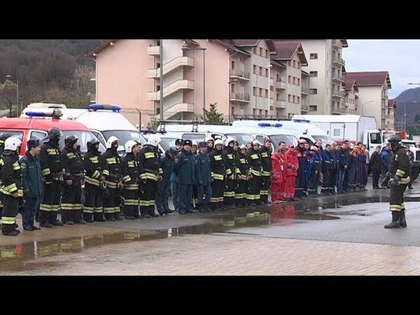 Спланированное происшествие: учения провели оперативные и коммунальные службы в Сочи