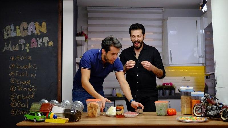 Alican Mutfakta konuk Ahmet Tansu Taşanlar