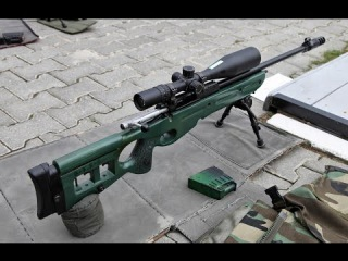 SUPER DEADLY Russian military SV 98 Sniper Rifle