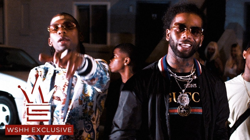 Hoodrich Pablo Juan BlocBoy JB Off The Rip (WSHH Exclusive - Official Music Video)