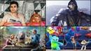 Четыре реакции - моё НАСТОЯЩЕЕ утро, Mortal Kombat 11, Far Cry: New Dawn, История игрушек 4