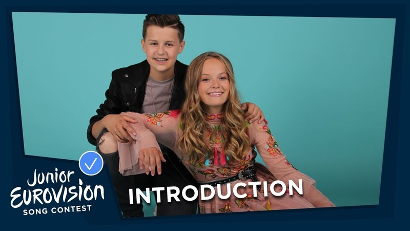 Get to know Max Anne from The Netherlands 🇳🇱 - Junior Eurovision 2018