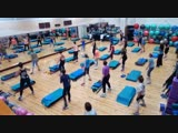 Functional training, инструктор Ксения Домниченко