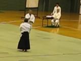 Takeshi Kimeda Sensei 9 dan Aikido Yoshinkan