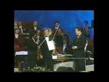 Юрий Башмет и Виктор Третьяков (Юбилейный концерт Иосифа Кобзона 1997)