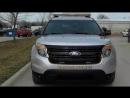 Dayton Police Dept Ford Utility
