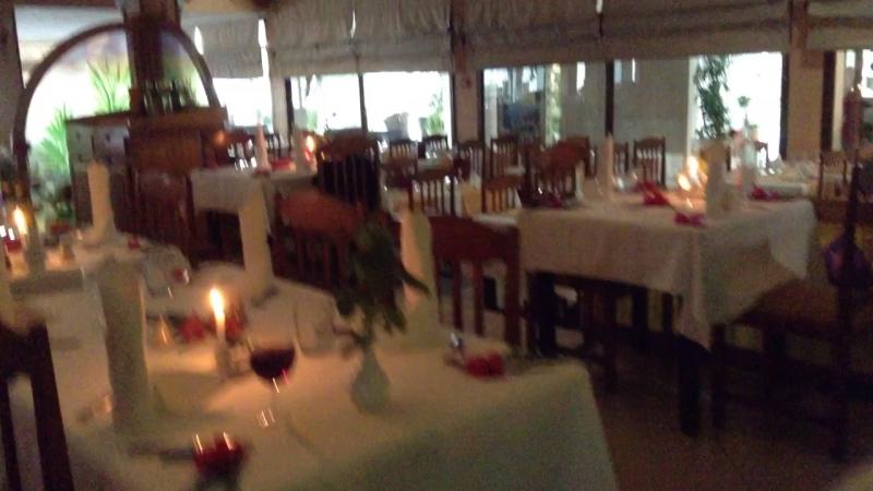 Романтический ужин. Тунис