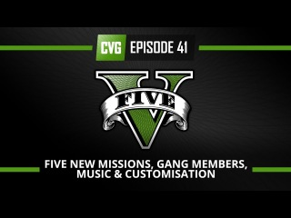 GTA V - GTA V o'clock - Five new missions, real gang members & customisable beards!