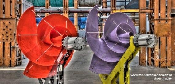 Ветрогенераторы нового поколения.