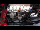 Seat Inca VR6 - first crank