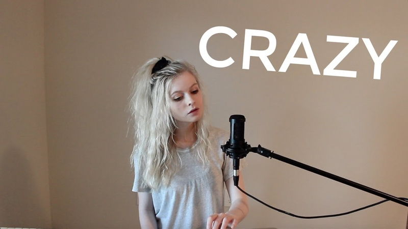 Crazy - Gnarls Barkley (Holly Henry Cover) w Bass
