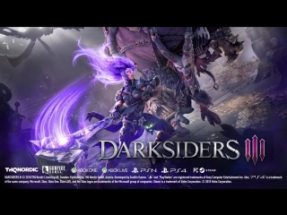 Darksiders III - Force Hollow Trailer