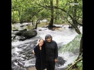 Порно мамаши водопады лес река