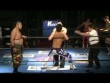 AJPW 11132016 Chiba EXTRA DREAM 13 ~ Jr. Tag Battle of Glory