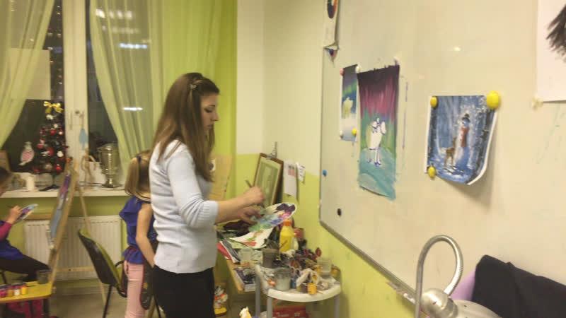 Занятие в группе 7-11 лет 🦔🐿🕊 Преподаватель: Чирок Анна Владимировна