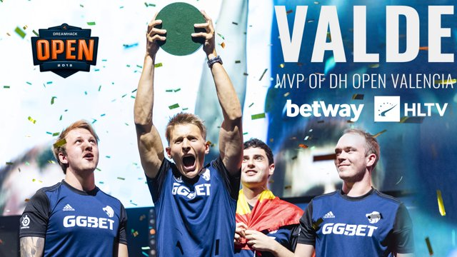 Valde - MVP DreamHack Open Valencia 2018
