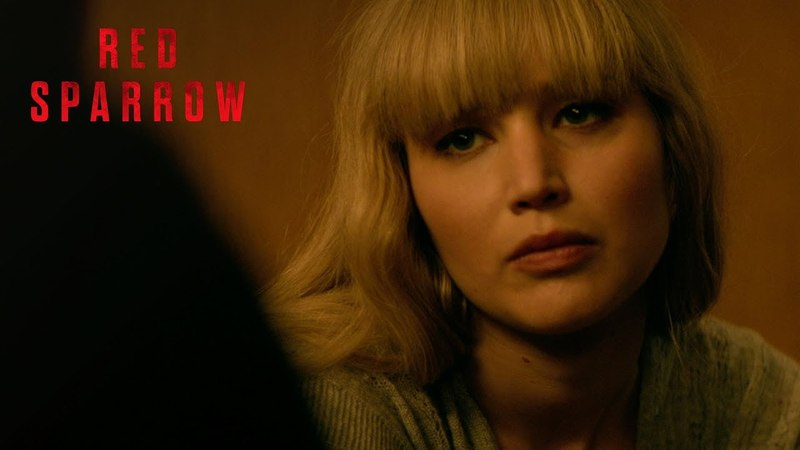 Red Sparrow Extended Preview Watch the First 10 Minutes 20th Century FOX
