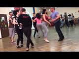Rueda de Casino Boogaloo dance club