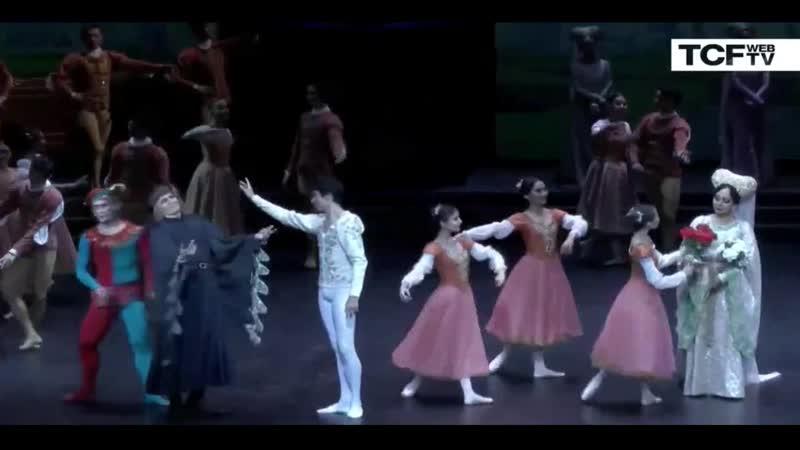 Лебединое озеро - балет (Генуя, 2019)