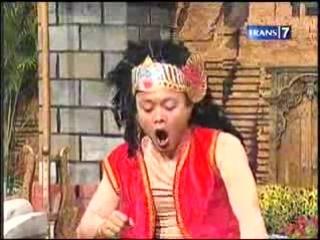 Opera Van Java (OVJ) Episode Abimanyu dan Utari - Bintang Tamu Putri Patricia, J. Morgan dan Jarwo