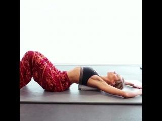 Комплекс упражнений для снятия боли в плечах и спине