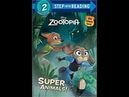 Disney ZOOTOPIA SUPER ANIMALS! I Little Ones Story Time Video Library
