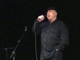 Александр Пожаров в образе Шуры Каретного на сцене московского театра Эрмитаж 27 февраля 2007 год