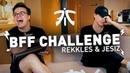 BFF Challenge WHAT TILTS REKKLES THE MOST?! ft Rekkles Jesiz
