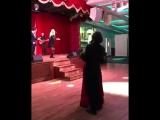 Анастасия Заворотнюк танцует с мужем