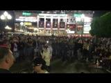 Хорваты танцуют под Капитал Ляписа Трубецкого в Калининграде