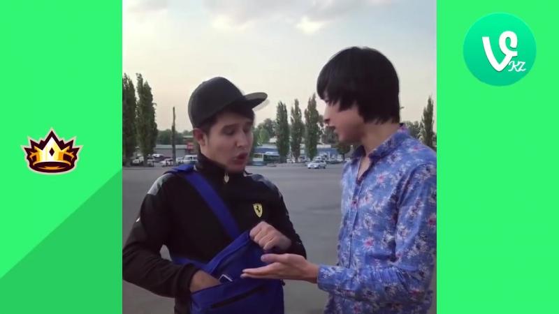Golden Qazaq Вайны которые взорвал казахский интернет ҚАЗАҚША ВАЙНДАР VINEKZ