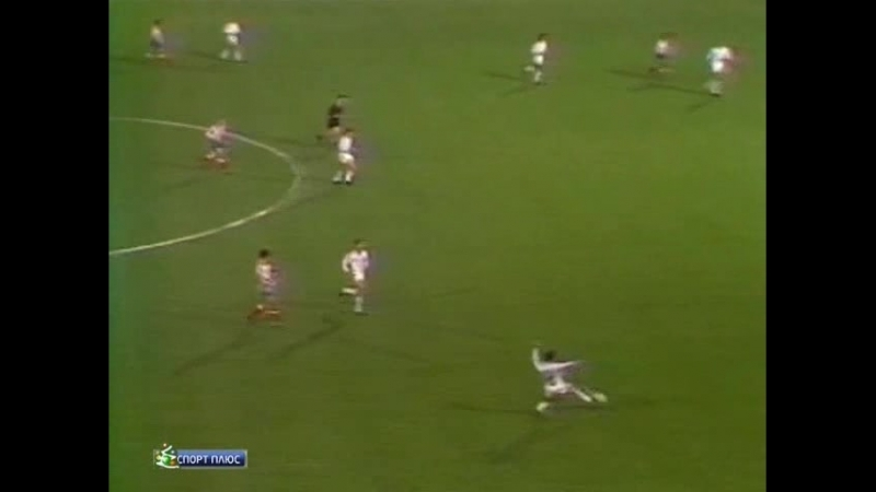 CWC-1986 Dinamo(Kiyv)-Atletico(Madrid)2. Time 2