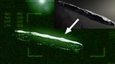 EXCLUSIVE Alien Probe 'Oumuamua' caught on video