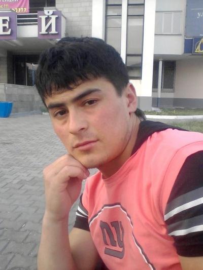 Джумабой Салохиддинов, 22 ноября 1991, Тюмень, id215279236