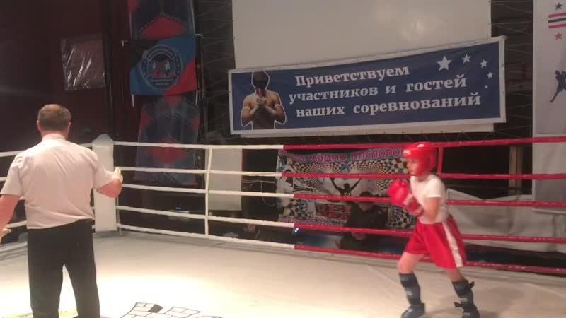 Воронова Варвара - Тамаш Олеся раздел лайт 37 кг