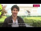 Darren Criss about Хор Лузеров season 5 (Teemix interview 34)