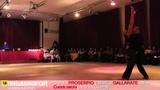 Giorgio PROSERPIO y Monica GALLARATE bailan Cuore sacro - Officina Tanguera