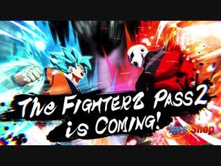 DRAGON BALL FighterZ - NEW Characters Jiren, Videl, Super Broly Gogeta Blue (2019)