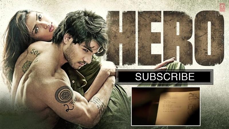 Main Hoon Hero Tera (Salman Khan Version) Full AUDIO Song ¦ Hero ¦ T-Series