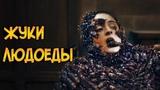 Жуки-Людоеды из сериала Доктор Кто (биология, питание, способности)