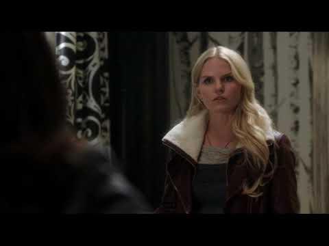 Эмма предлагает Реджине избавиться от чернобога 4x13
