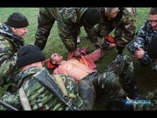 18+ Интервью с Раненным Бойцом Айдара выжившим в бою